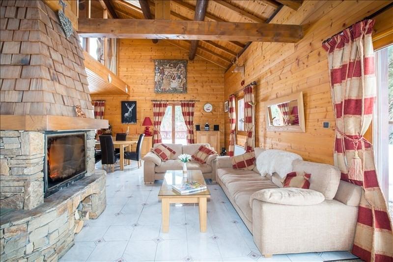 Deluxe sale house / villa La cote d arbroz 757000€ - Picture 3