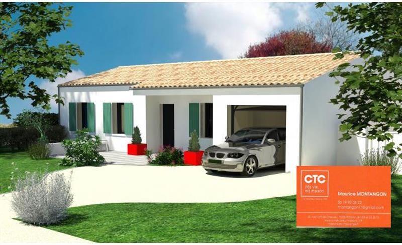 Maison  4 pièces + Terrain 366 m² Vaux-sur-Mer par Maisons CTC