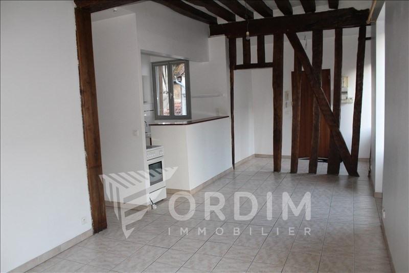 Rental apartment Auxerre 448€ CC - Picture 1