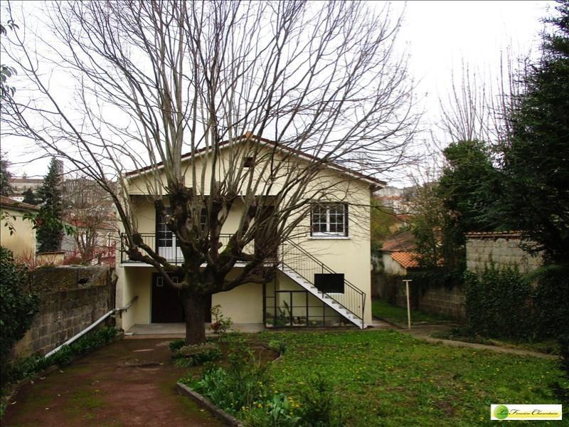 Vente maison / villa Angouleme 171200€ - Photo 1