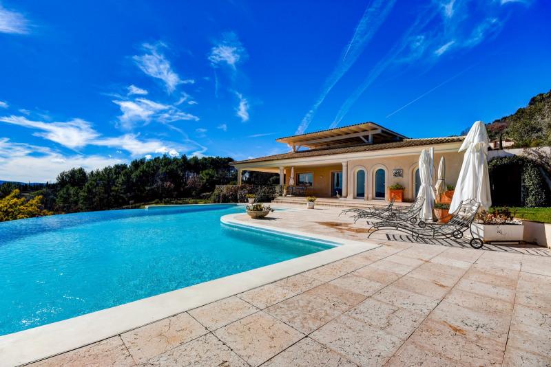 Immobile residenziali di prestigio casa Fayence 2700000€ - Fotografia 8