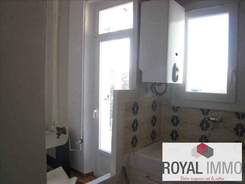 Rental apartment Toulon 490€ CC - Picture 1