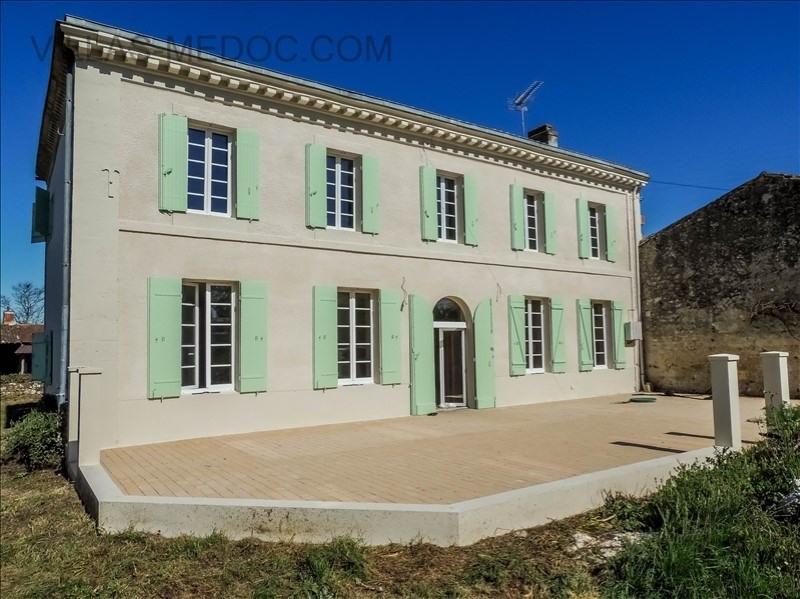 Vente maison / villa Jau dignac et loirac 247000€ - Photo 1