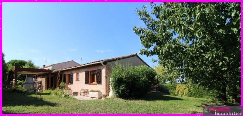 Vente maison / villa Quint-fonsegrives 5 minutes 342000€ - Photo 1
