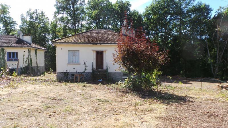 Vente maison / villa St just le martel 84000€ - Photo 2
