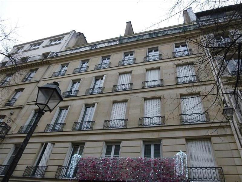 Sale apartment Paris 4ème 550000€ - Picture 1