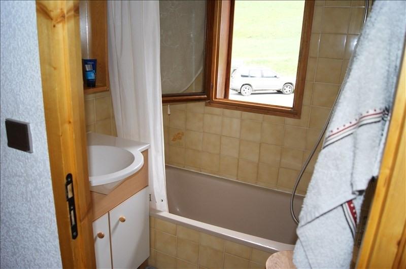 Vente appartement Mont saxonnex 54500€ - Photo 6