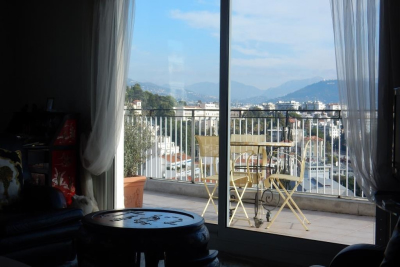 Deluxe sale apartment Nice 770 000€ - Picture 8