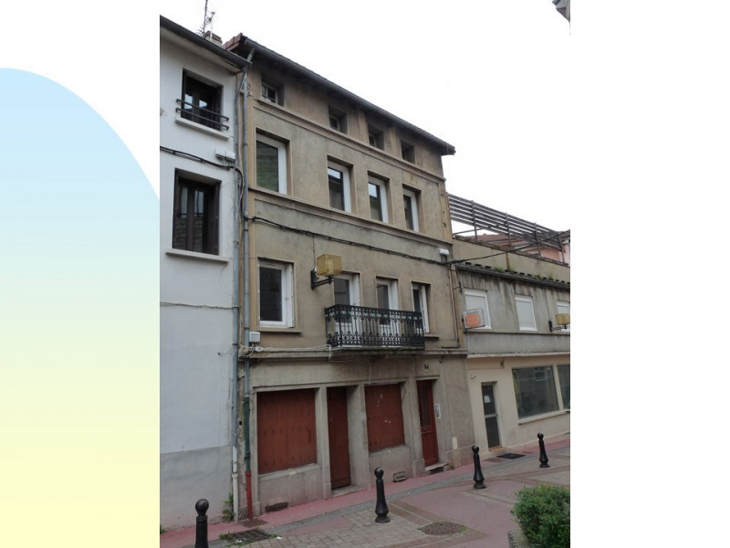 Sale apartment Firminy 33000€ - Picture 1