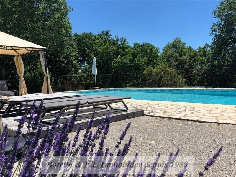 Immobile residenziali di prestigio casa Montclus 649000€ - Fotografia 2