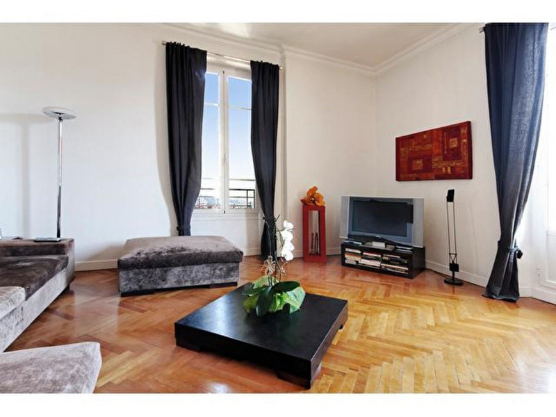 Vente de prestige appartement Nice 570 000€ - Photo 2