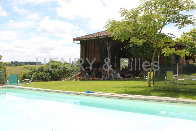 Sale house / villa Samatan 345000€ - Picture 2