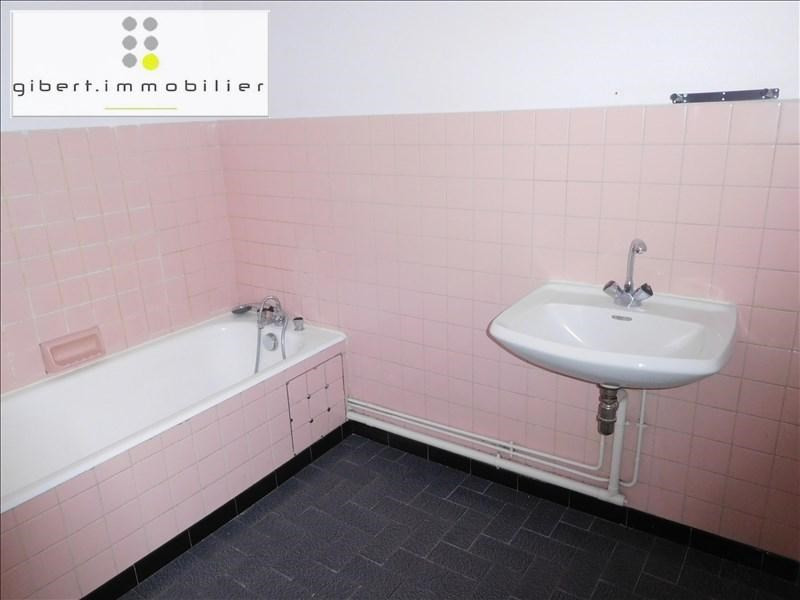 Location appartement Le puy en velay 461,75€ CC - Photo 3