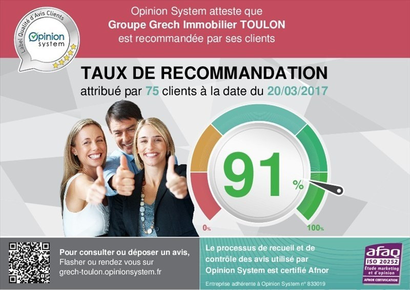 Vente appartement Toulon 169000€ - Photo 5