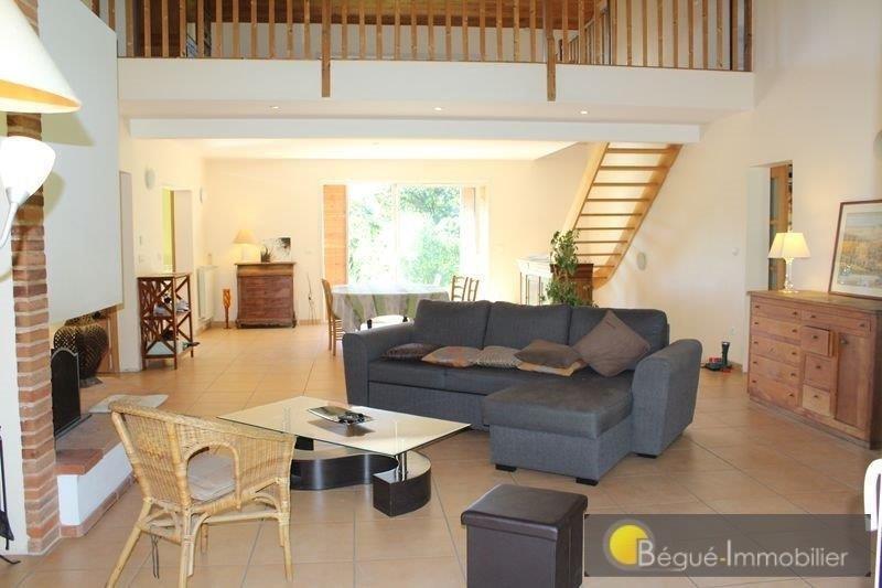 Deluxe sale house / villa Pibrac 695000€ - Picture 2
