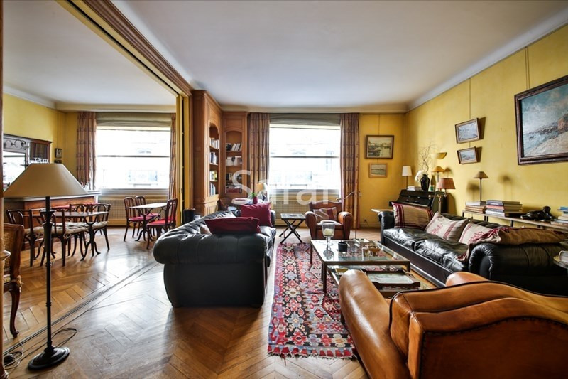 Vente de prestige appartement Paris 16ème 2 190 000€ - Photo 3