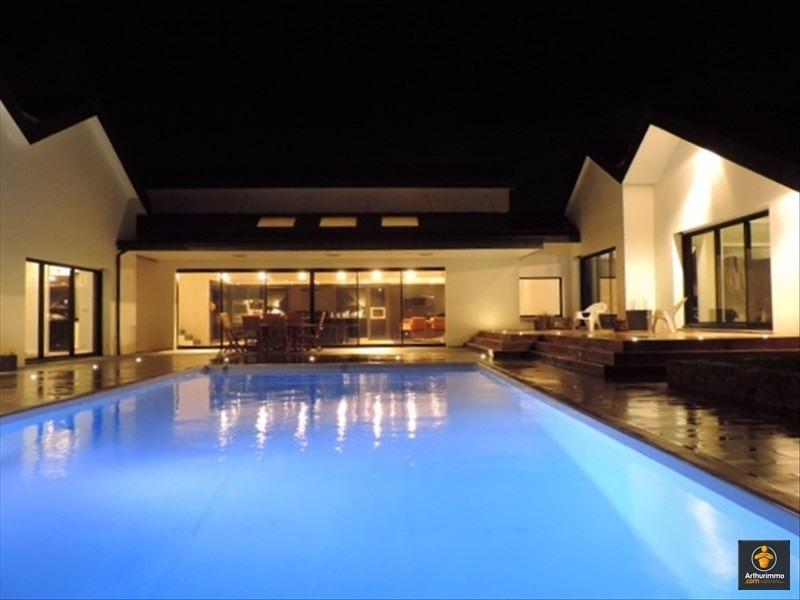 Deluxe sale house / villa Le bono 1184500€ - Picture 2