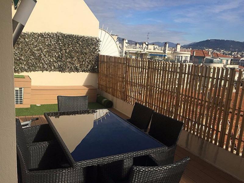 Vente de prestige appartement Nice 558000€ - Photo 1