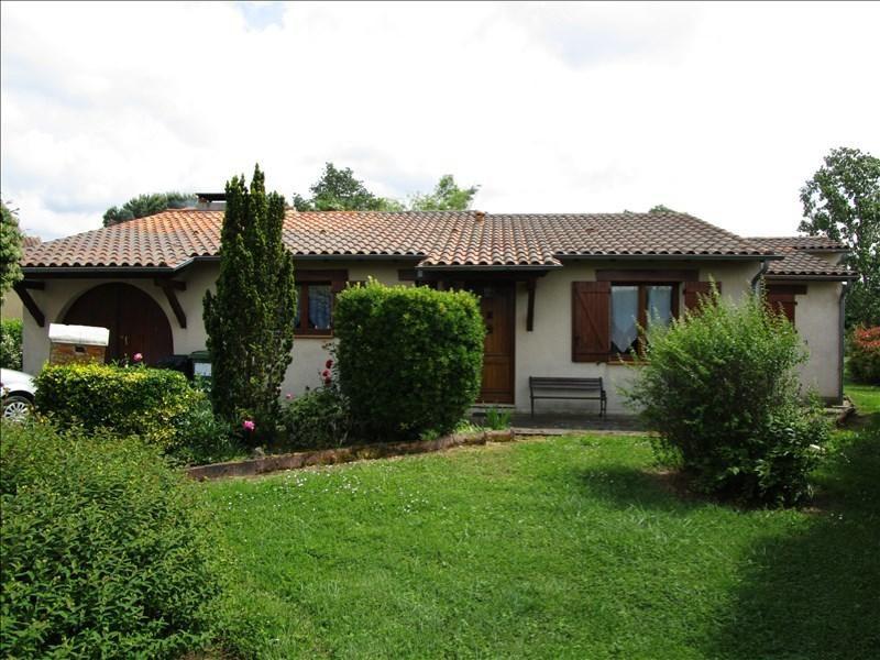 Sale house / villa Ambares et lagrave 249000€ - Picture 1