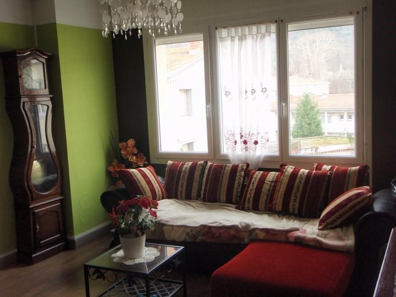 Affitto appartamento St vallier 450€ CC - Fotografia 1