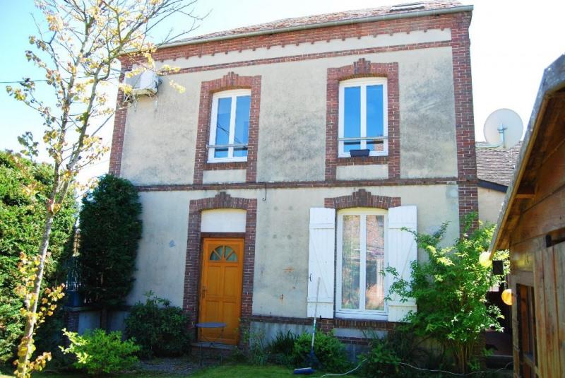 Vente maison / villa Verneuil d'avre et d'iton 179000€ - Photo 1