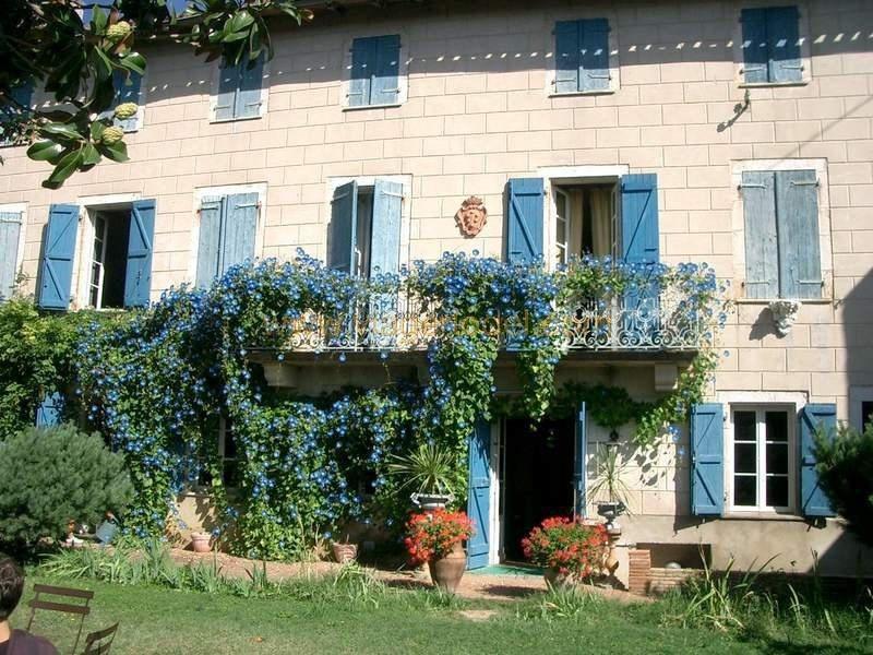 Vendita nell' vitalizio di vita casa Montricoux 335000€ - Fotografia 5