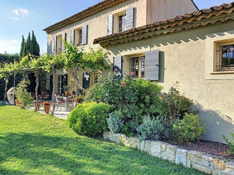 Venta de prestigio  casa Rochefort du gard 625000€ - Fotografía 3