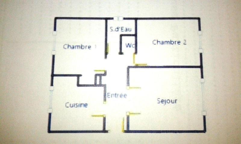 Location appartement Grenoble 540€ CC - Photo 6