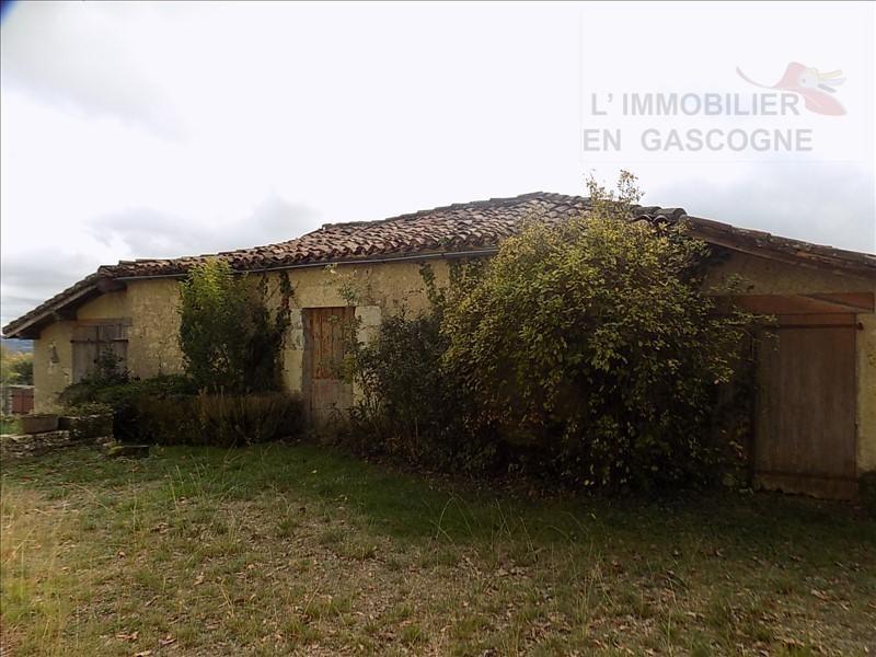 Vente maison / villa Auch 110000€ - Photo 1