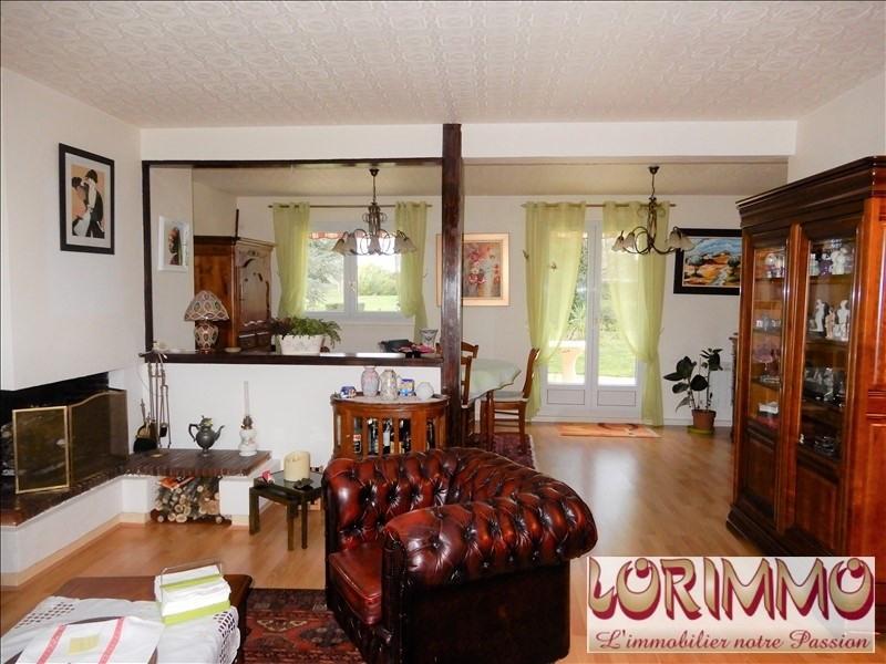 Sale house / villa Mennecy 379000€ - Picture 2