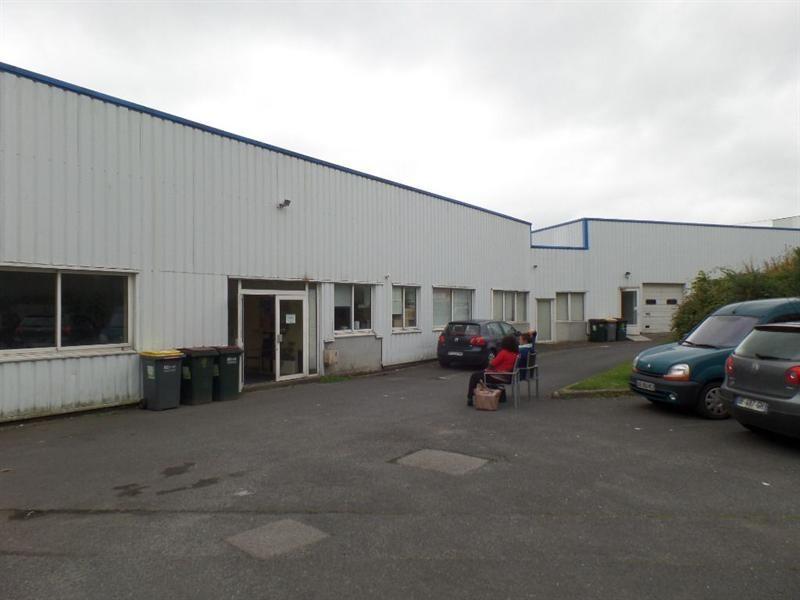 Location Local d'activités / Entrepôt Brest 0