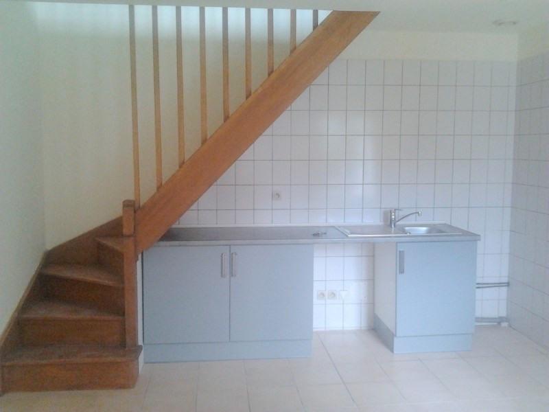 Rental apartment Lisieux 410€ CC - Picture 1