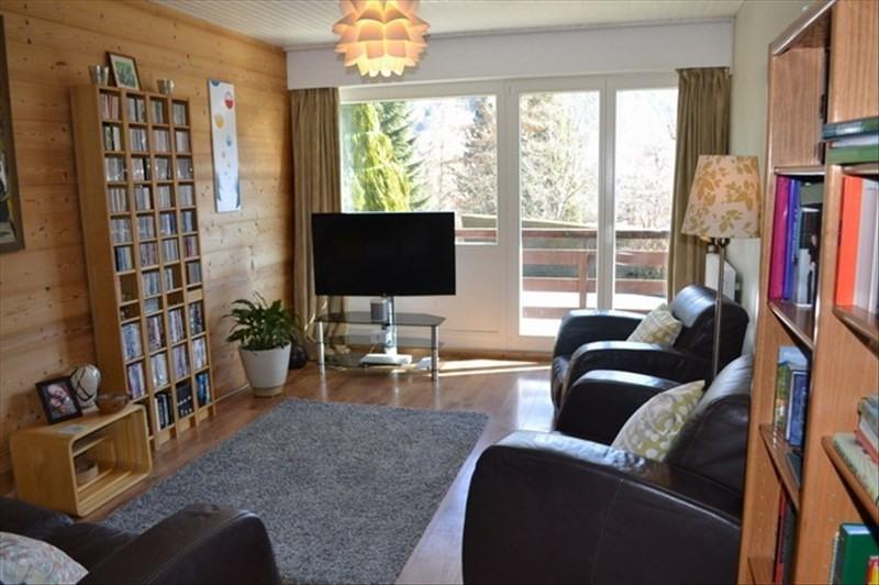 Verkoop  appartement Morzine 320000€ - Foto 1