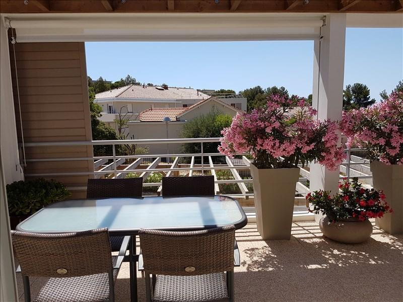 Vente de prestige appartement Bandol 559000€ - Photo 1
