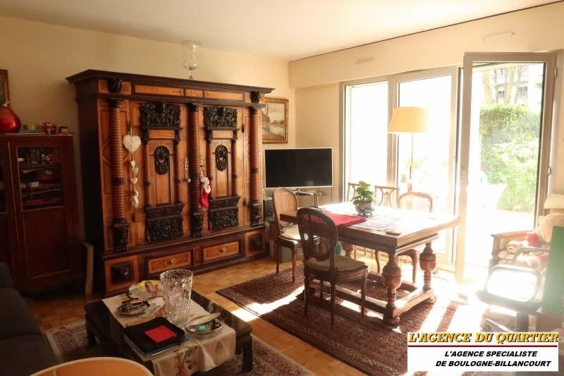 Vente appartement Boulogne billancourt 253500€ - Photo 1