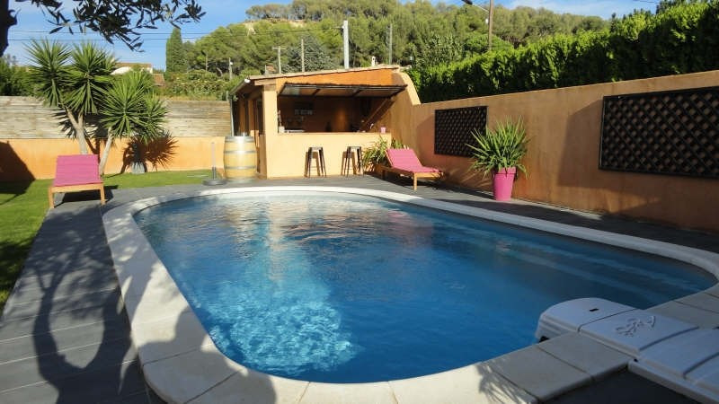 Vente maison / villa St chamas 388 000€ - Photo 7