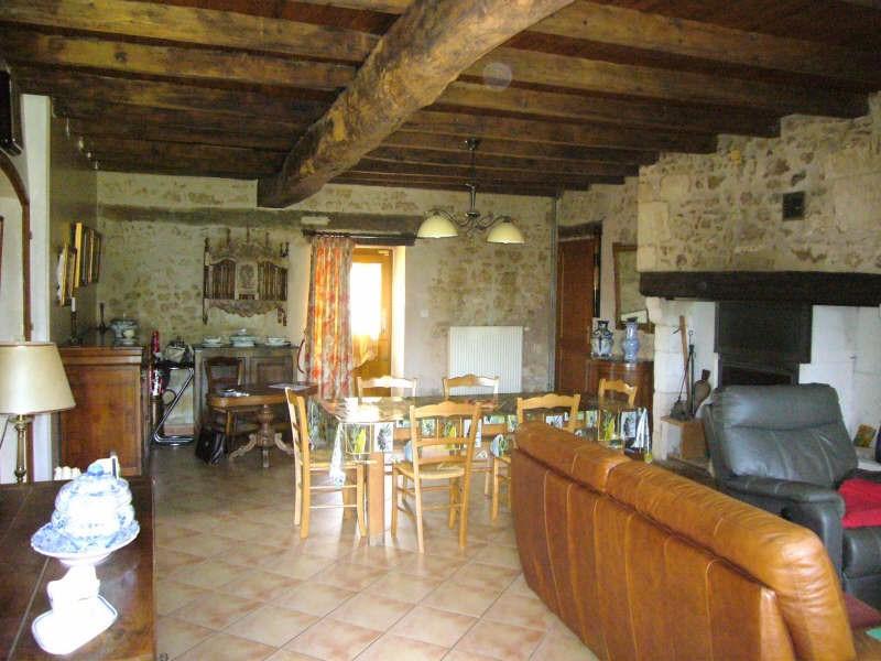 Sale house / villa Leguillac de cercles 232900€ - Picture 2