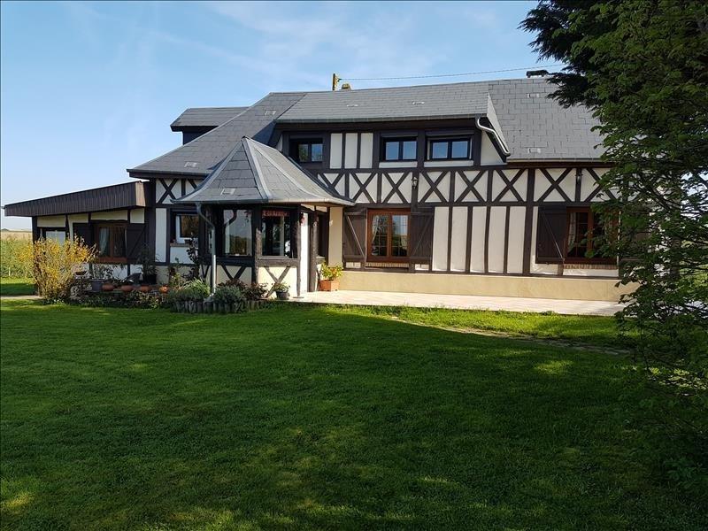 Sale house / villa Lyons la foret 219320€ - Picture 1