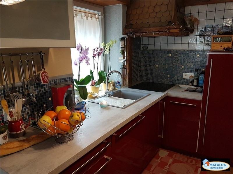 Vente maison / villa Mont saxonnex 250000€ - Photo 4