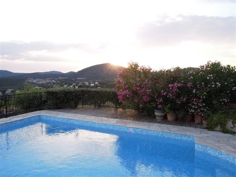 Location vacances maison / villa Les issambres 2 750€ - Photo 6