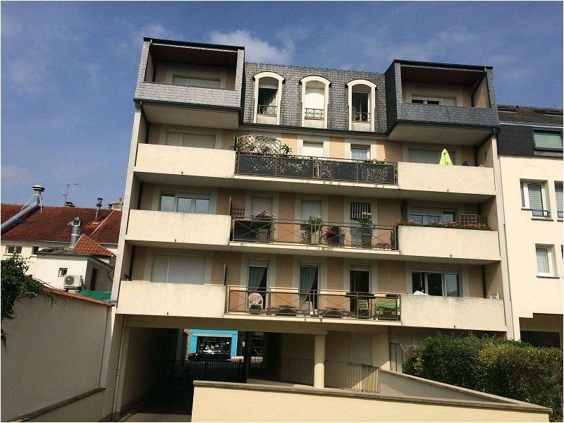 Rental apartment Montgeron 600€ CC - Picture 1