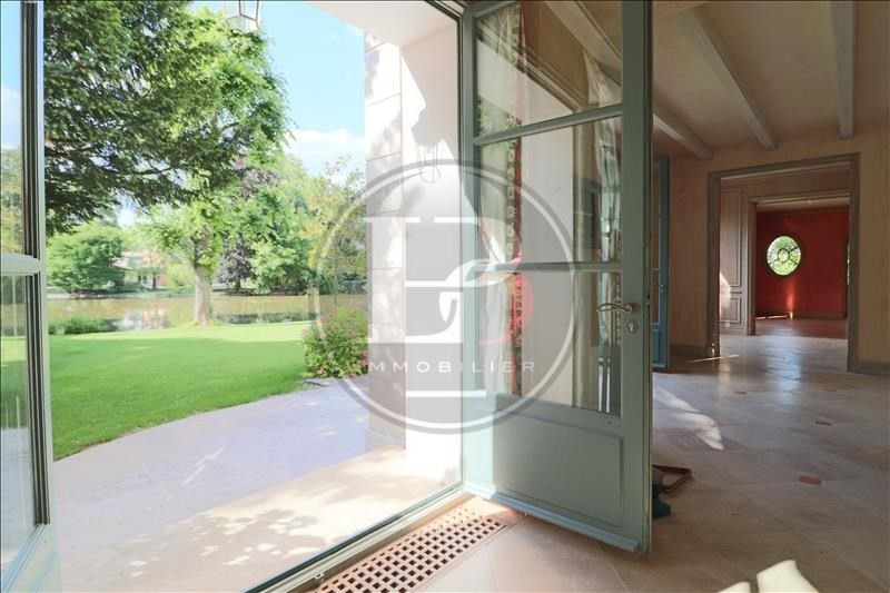 Deluxe sale house / villa Le vesinet 3 190 000€ - Picture 6