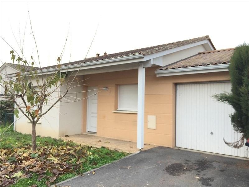 Vente maison / villa Cadillac 128400€ - Photo 1