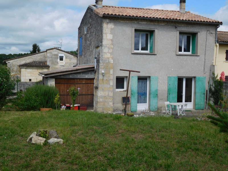 Vente maison / villa Aubie espessas 127000€ - Photo 1