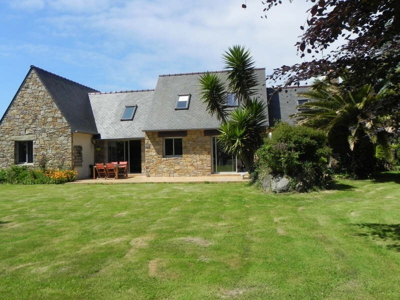 Vente maison / villa Tregastel 484800€ - Photo 1
