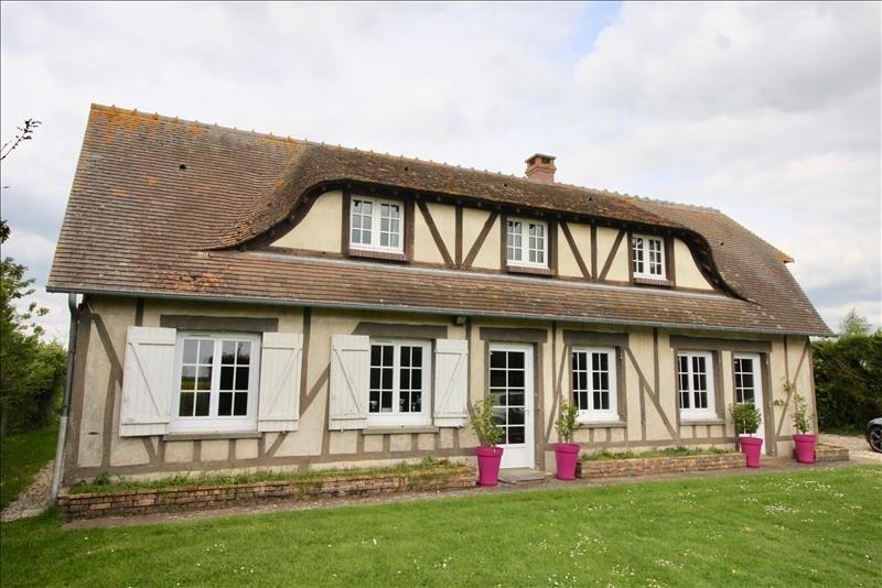 Vente maison / villa Breteuil sur iton 227000€ - Photo 1