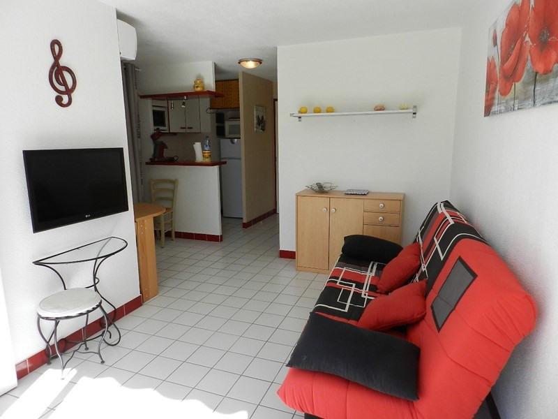 Location vacances appartement La grande motte 546€ - Photo 6