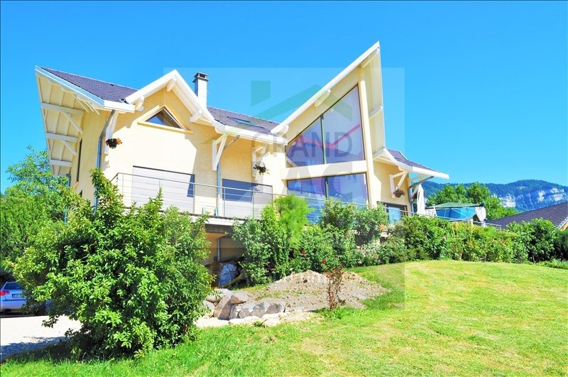 Deluxe sale house / villa Pugny chatenod 949000€ - Picture 3