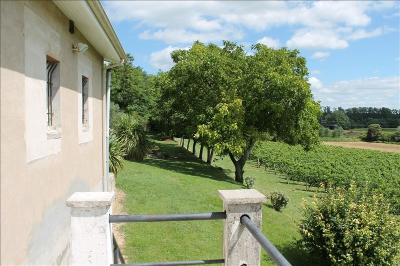 Sale house / villa St macaire 207200€ - Picture 4