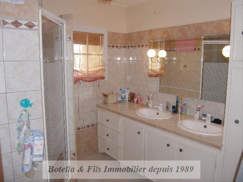 Vente maison / villa Goudargues 172000€ - Photo 8